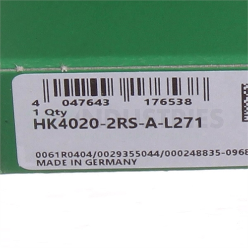 HK4020-2RS-A-L271 INA Image 4