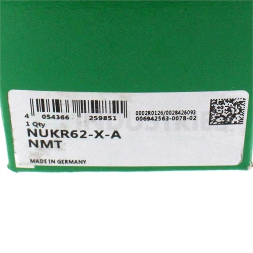 NUKR62-X-A-NMT INA Image 3