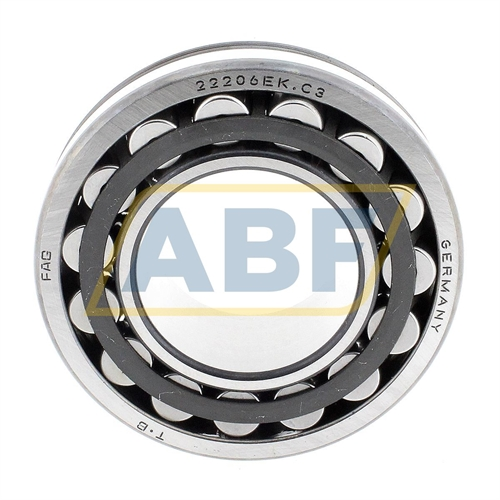 22206EK Nachi New Spherical Roller Bearing