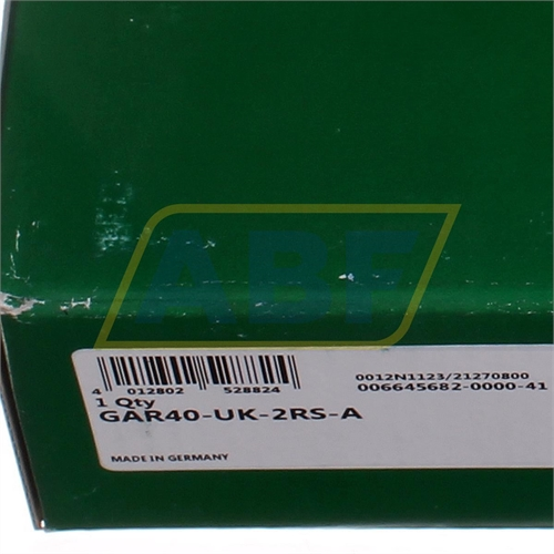 GAR40-UK-2RS-A INA