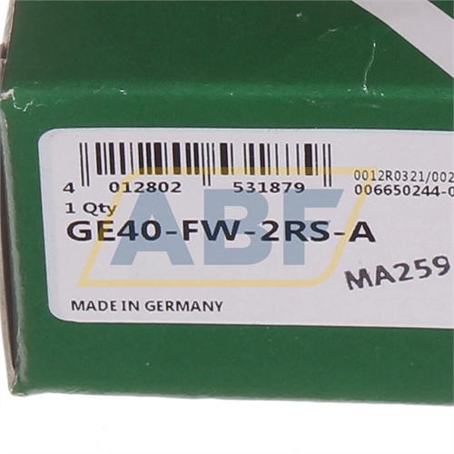 GE40-FW-2RS-A INA