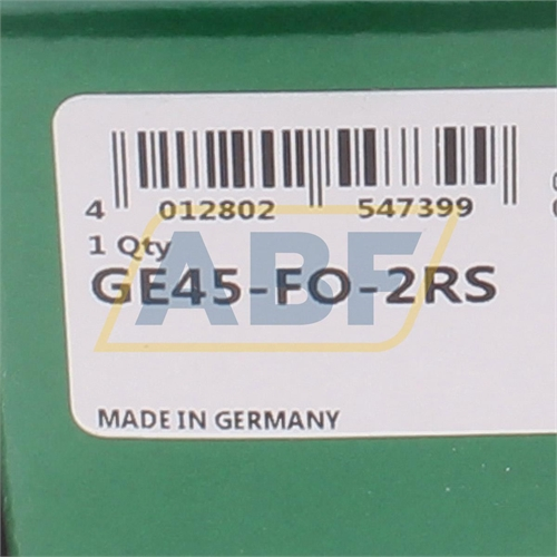 GE45-FO-2RS INA