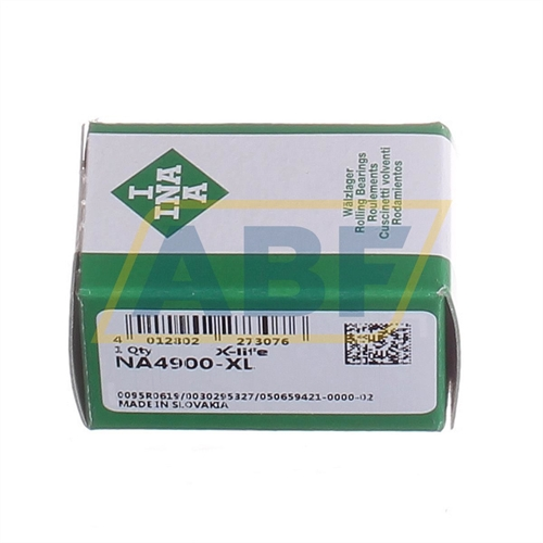 NA4900-XL INA Needle roller bearings NA49 dimension series 49 to DIN 617//IS